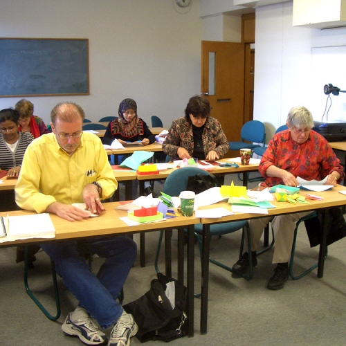 Origami Education