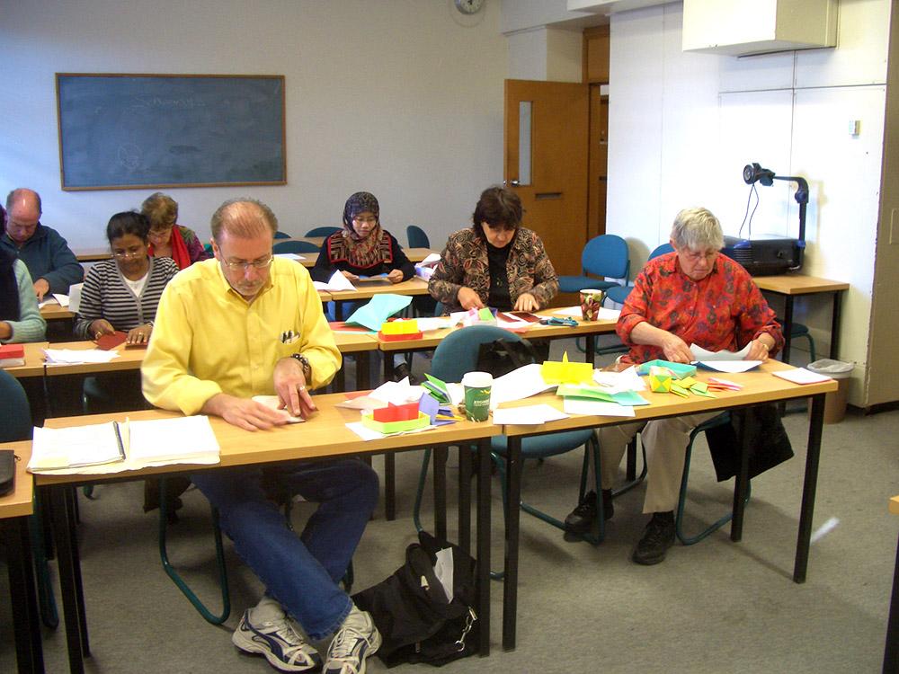 Origami Education